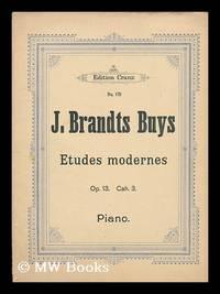 J. Brandts Buys : Moderne studien op. 13, cahier 3