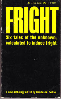 Fright by Collins, Charles M. (editor) - 1963