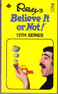 Ripley's Believe it or Not! 13th Series