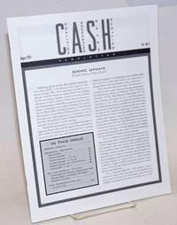 image of CASH Newsletter: Coalition Advocating Safer Hustling; vol. 1, #4, August 1994; GMHC update
