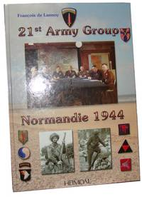21st Army Group Normandie 1944