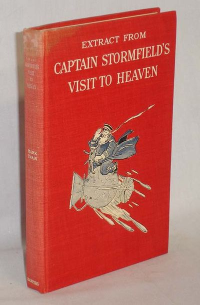 Extract from Captain Stormfields Visit to Heaven