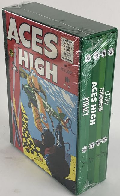 West Plains: Russ Cochran, 1988. Hardcover. Collection of four hardcover volumes with slipcase; set ...