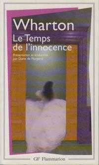 Le Temps de l'innocence by Edith Wharton - Paperback - 1993 - from davidlong68 and Biblio.com