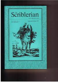 Catalogue the Scriblerian no.nr/spring and Autumn 1997; vol.XXIX, No.2  -Vol.XXX, no.1.