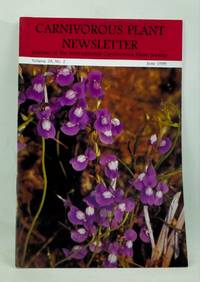 Carnivorous Plant Newsletter: Official Journal of the International Carnivorous Plant Society, Volume 28, Number 2 (June 1999)