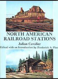 image of NORTH AMERICAN RAILROAD STATIONS.