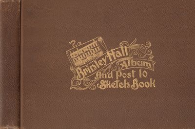 Worcester, MA: Edward P. Kimball. Good with no dust jacket. 1896. Hardcover. Brown faux-leather boar...