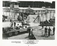 image of The Great Escape (Two original photographs on the set of the 1963 film)