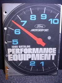 Ford Motorsport Perfomance Equipment, 1985 Catalog Catalog No. M-1985-A1