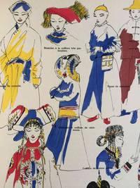 image of La Couleur dans l'Histoire du Costume L'Antiquité: Civilisations Extreme-Orientales