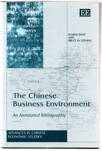 The Chinese Business Environment: An Annotated Bibliography