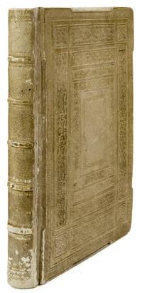 Gratulatio ad Pium II pro foelici, ac secundo ex Mantuana peregrinatione reditu. Dialogus de optimo vitae genere deligendo. De monachis erudiendis. Illuminated manuscript on parchment, in Latin.
