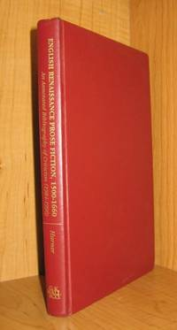 image of English Renaissance Prose Fiction, 1500-1660: An Annotated Bibliography of Criticism (1984-1990)