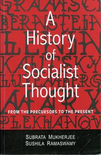 image of A History of Socialist Thought: From the Precursors to the Present
