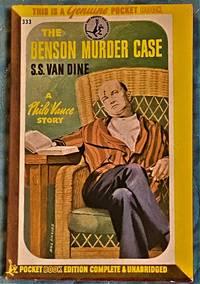 image of The Benson Murder Case