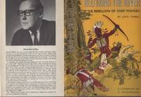 image of RED RUNS THE RIVER: The Rebellion of Chief Pontiac.
