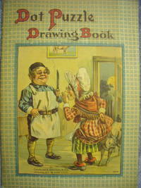 image of Dot Puzzle Drawing Book