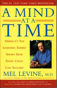 image of A Mind At a Time America's Top Learning Expert Shows How Every Child Can  Succeed