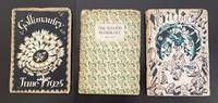 A Complete Set Of Three Volumes : The Gallimaufry A New Magazine Of The Students Of The R.C.A....