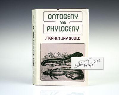 Cambridge, MA: The Belknap Press of Harvard University Press, 1977. First edition of the author's fi...