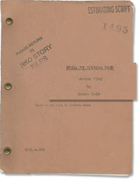 image of Out of the Past [Build My Gallows High] (Original screenplay for the 1947 film, James M. Cain draft)