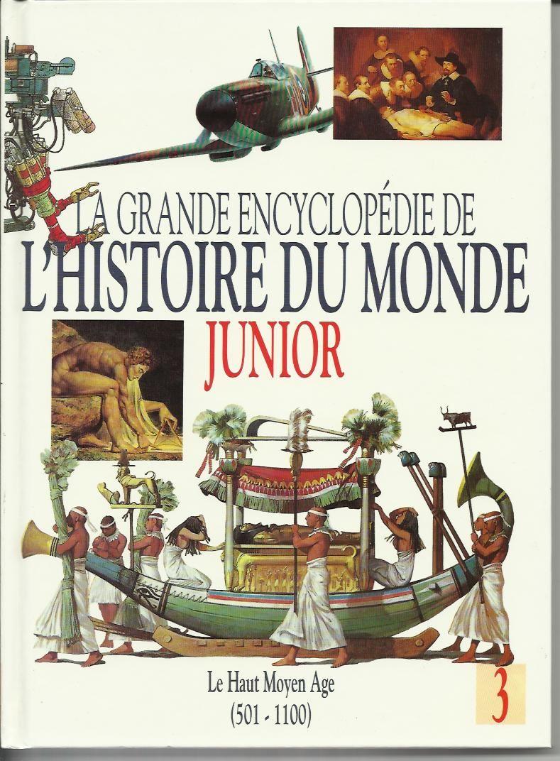 La grande encyclopédie junior.. Edition 2003 - Collectif