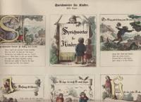 image of Munchener Bilderbogen: Sprichwšrter fŸr Kinder, No. 303 (Erster Bogen) und No. 304 (Zweiter Bogen).