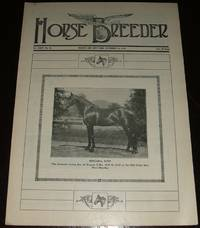 image of Vintage Issue of the American Horse Breeder Magazine for November 15th,  1916