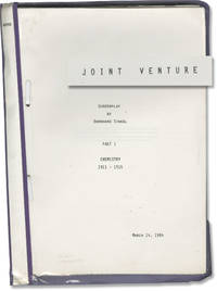 image of Fathers and Sons: Part I: Dear Fatherland 1911-1916 [Joint Venture: Part I: Chemistry 1911-1916] (Original screenplay for the 1986 television episode)