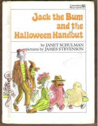 JACK THE BUM AND THE HALLOWEEN HANDOUT