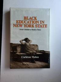 Black Education in New York State From Colonial to Modern Times