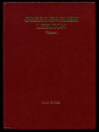 Greek-English Lexicon of the New Testament based on Semantic Domains Volume 1: Introduction & Domains
