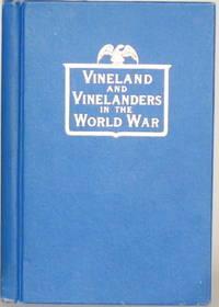 VINELAND AND VINELANDERS IN THE WORLD WAR