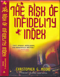 image of The Risk of Infidelity Index: Vincent Calvino, an American P.I. in Bangkok  (Vincent Calvino, 9)