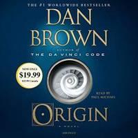 image of Origin: A Novel (Robert Langdon)
