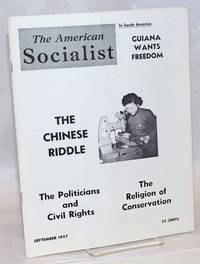 The American Socialist Volume 4, Number 9, September 1957