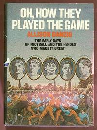 New York: Macmillan Co, 1971. Hardcover. Near Fine/Near Fine. First edition. Near fine in near fine ...