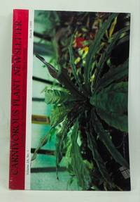 Carnivorous Plant Newsletter: Official Journal of the International Carnivorous Plant Society, Volume 28, Number 1 (March 1999)