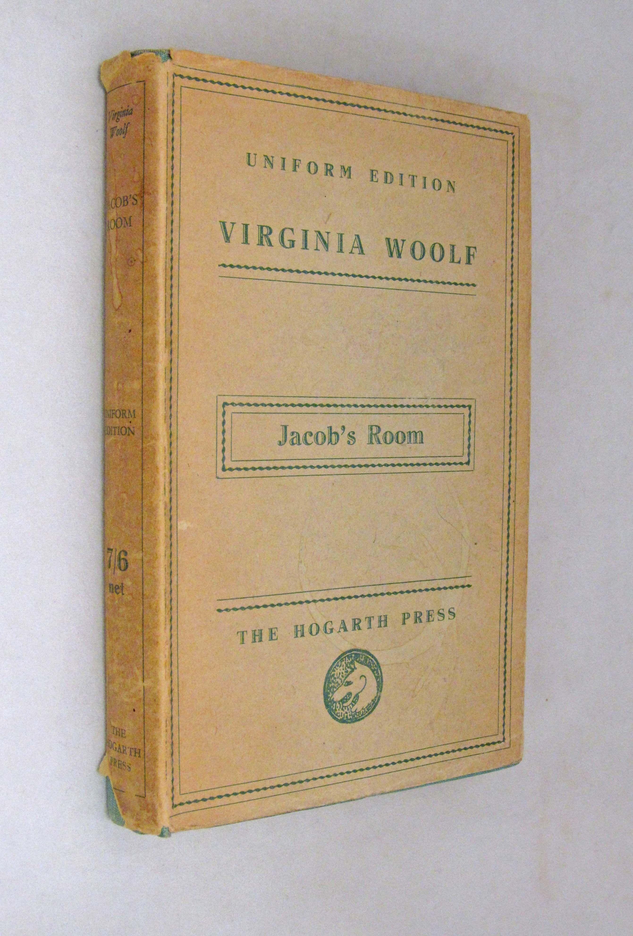 Virginia Woolf Jacob S Room