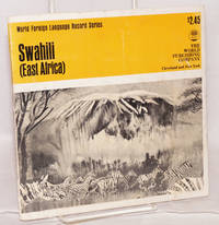 image of Swahili (East Africa): World Foreign Language Record Series