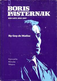 image of Boris Pasternak: His Life and Art