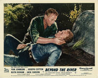 Beyond the River [The Bottom of the Bottle] (Collection of 8 photographs from the 1956 film)