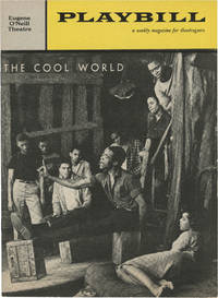 The Cool World (Original playbill for the 1960 play)