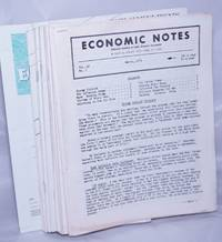 image of Economic Notes [33 issues]