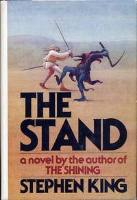 THE STAND by  Stephen King - Signed First Edition - 1978 - from John W. Knott, Jr., Bookseller, ABAA/ILAB and Biblio.com