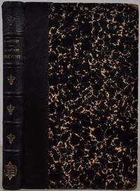 CONSTANT PREVOST. Coup d'Oeil Rétrospectif sur la Géologie en France Pendant la Première Moitié du XIX Siècle. Annales de la Société Géologique du Nord, 1896, Vol. 25.