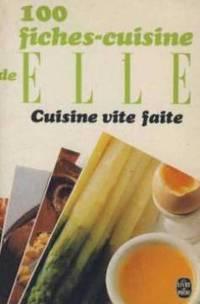 Cuisine vite faite 1 by Collectif - 1981 - from philippe arnaiz and Biblio.com
