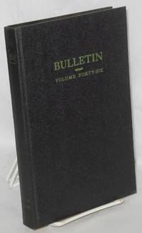 The bulletin, issued from the office of the President of the International Typographical Union. Vol. 46, no. 1, January, 1958 to no. 12, December, 1958