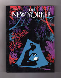 The New Yorker - June 5 & 12, 2017. 'Enchanted Forest' Cover with Hidden References / 'On the Job' Series; American Names; West Virginia Drug Addicts; W.G. Sebald; Dystopian Novels; 'The Ministry of Utmost Happiness'; Letters from Baghdad; Presidential Propoaganda; Mrs. Philippines; Angels in America; Giants in the Median; and Three Short Stories by David Remnick (Editor) - Paperback - 1st Edition - 2017 - from Singularity Rare & Fine and Biblio.co.uk